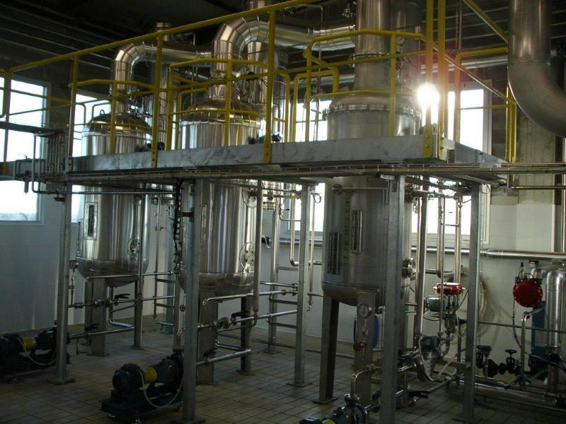 Impianto Concentrazione Brodi